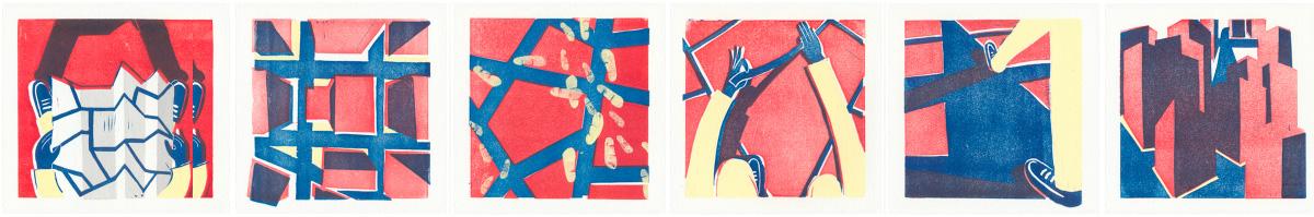 Maga&Seba's handmade prints