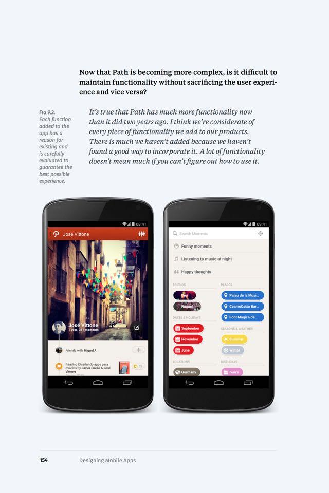 Basics to design native apps  - Designing mobile apps